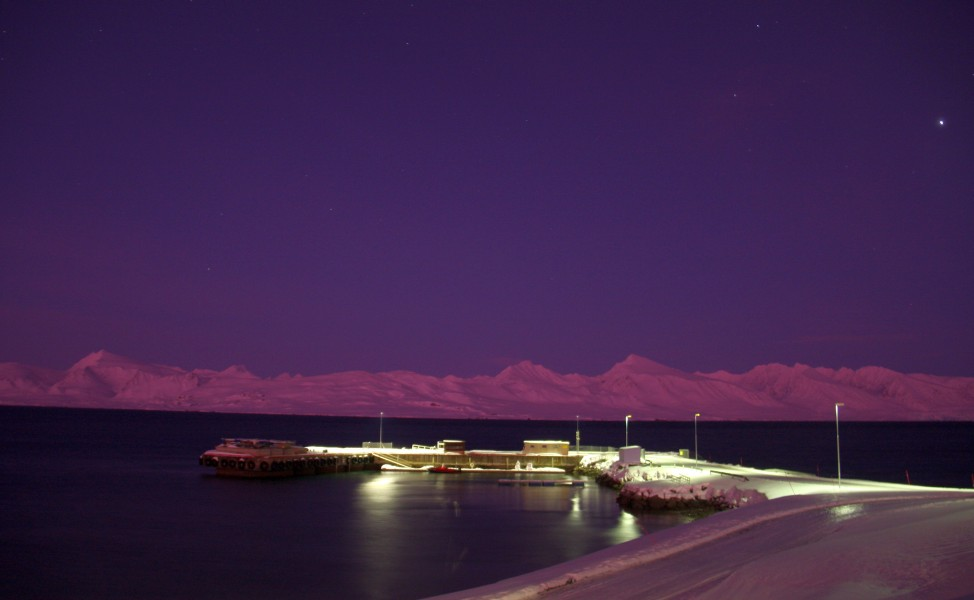 Harbour in Light